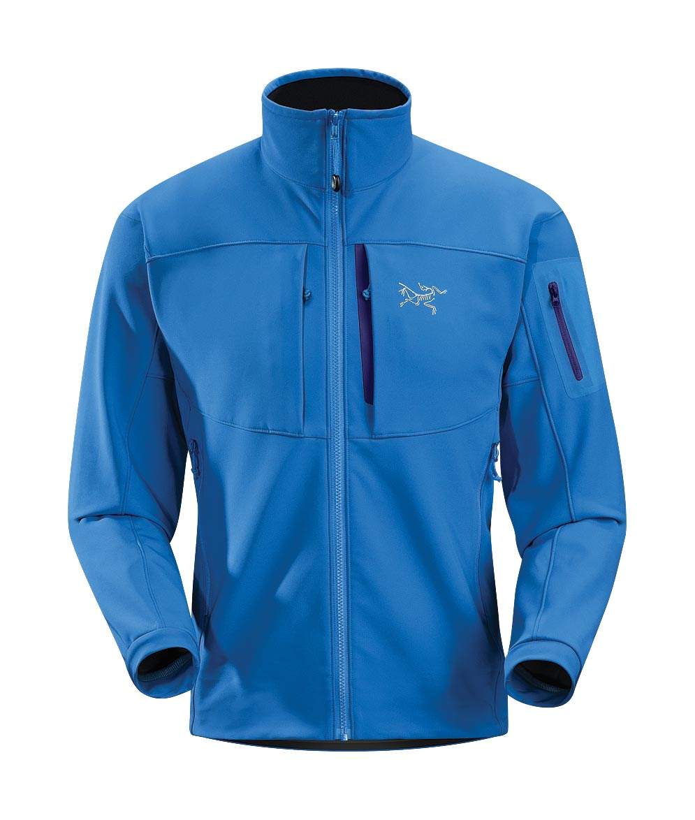 Arcteryx Blue Gamma MX Jacket